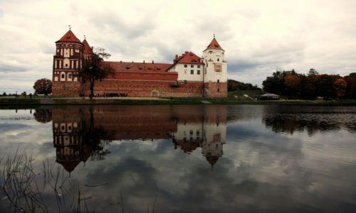 BIAłORUś / Grodno / Mir / Zamek