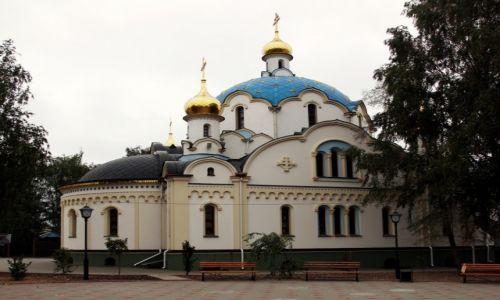 Zdjęcie BIAłORUś / Mińsk / ul. Wygockiego / Monaster św. Elżbiety