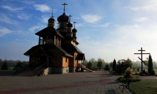 Zdjęcie BIAłORUś / Mińsk / Dudutki / Cerkiew pw. Św. Jana Chrzciciela