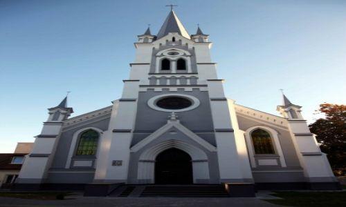 BIAłORUś / Grodno / Stare Miasto / Kościół ewangelicko-augsburski św. Jana