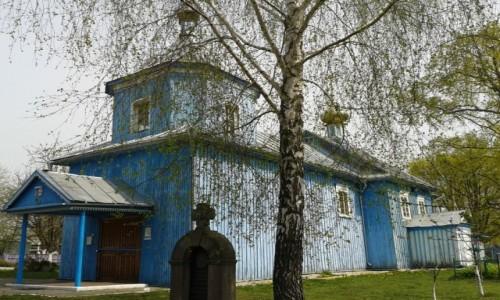 Zdjęcie BIAłORUś / - / Polesie / cerkwie Polesia 1