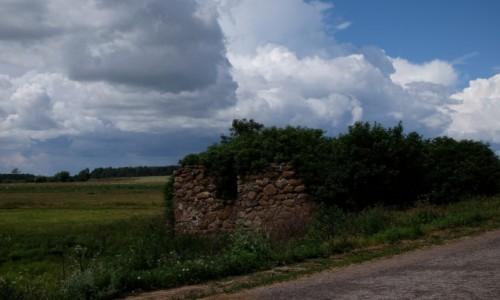 Zdjęcie BIAłORUś / Lida / Papiernia / Ruiny dworu