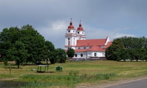 Zdjecie BIAłORUś / Lida / Wawiórka / Kościół w Wawió
