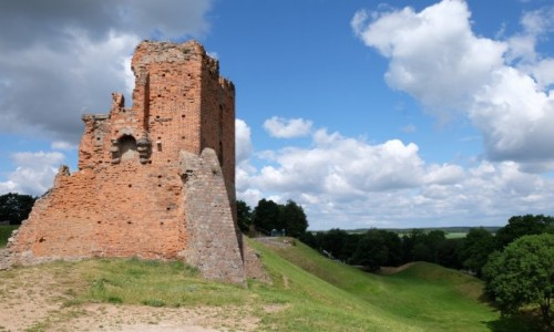 Zdjecie BIAłORUś / Nowogródek / Nowogródek / Ruiny zamku
