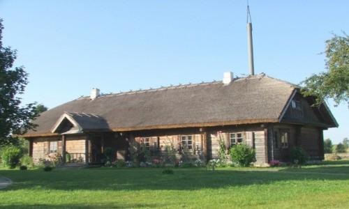Zdjęcie BIAłORUś / Obwód brzeski, rejon baranowicki / Zaosie / Dwór należący do rodziny Mickiewiczów