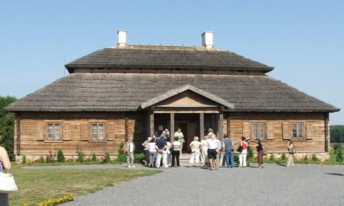Zdjęcie BIAłORUś / Obwód brzeski, rejon iwacewicki / Mereczowszczyzna / Miejsce urodzin T. Kościuszki