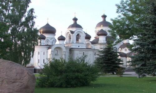 Zdjęcie BIAłORUś / Obwód brzeski / Baranowicze / Cerkiew Św. Niewiast Niosących Wonności