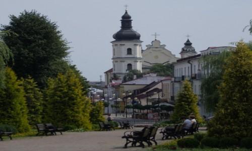 BIAłORUś / - / Pińsk / W stolicy Polesia