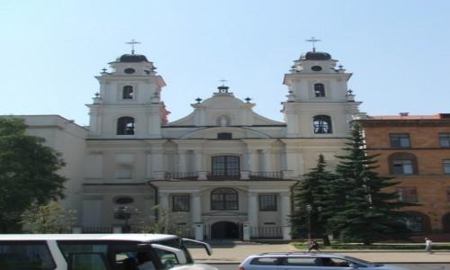 Zdjecie BIAłORUś / - / Mińsk / Mińska Katedra