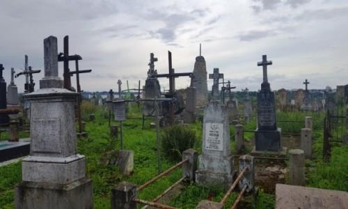 Zdjęcie BIAłORUś / Okręg grodzieński / Grodno / Wschodnie nekropolie