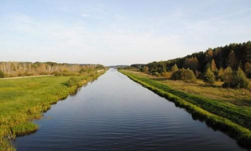 Zdjecie BIAłORUś / Grodzieńszczyzna / Dombrovka / Ostatni odcinek Kanału Augustowskiego