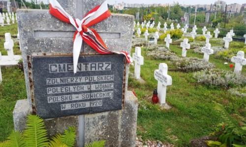 Zdjecie BIAłORUś / Okręg grodzieński / Grodno / Wschodnie nekropolie