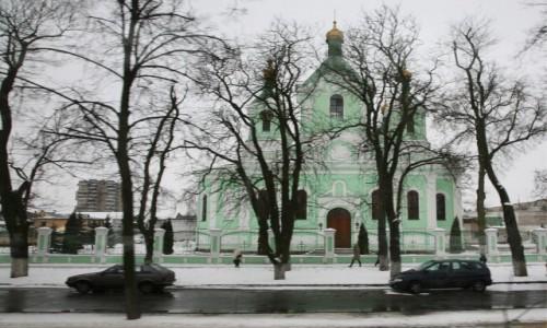 Zdjecie BIAłORUś / Brześć / . / Kościół Wywyższenia Świętego Krzyża
