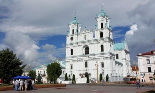 Zdjecie BIAłORUś / Obwód grodzieński / Grodno / Katedra św. Franciszka Ksawerego w Grodnie