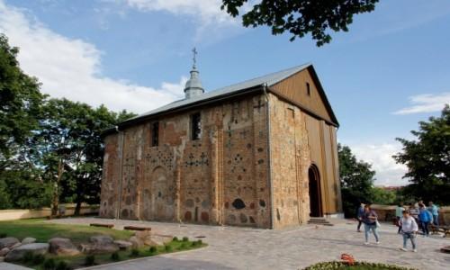 Zdjecie BIAłORUś / Obwód grodzieński / Grodno / Staroruska cerkiew śś. Borysa i Gleba na Kołoży