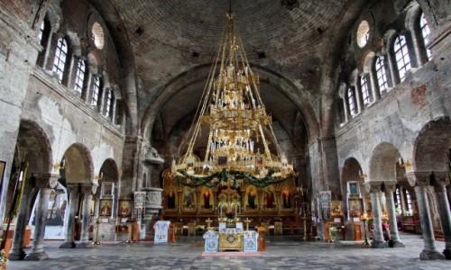 Zdjęcie BIAłORUś / Obwód brzeski / Brześć / Cerkiew św. Mikołaja Cudotwórcy na terenie twierdzy