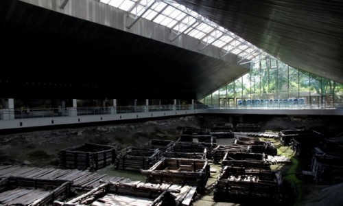 Zdjęcie BIAłORUś / Obwód brzeski / Brześć / Muzeum Archeologiczne