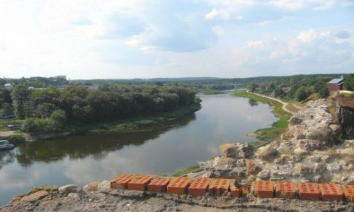 Zdjecie BIAłORUś / Białoruś / Grodno / Niemen w Grodnie