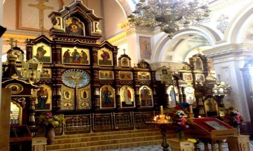 Zdjęcie BIAłORUś / grodzieński / Grodno / w cerkwi