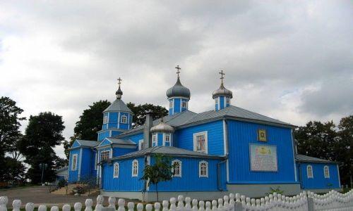 Zdjęcie BIAłORUś / - / Kobryń / cerkiew w Kobryniu
