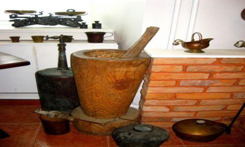 BIAłORUś / grodzieński / Grodno / apteka muzeum - eksponaty