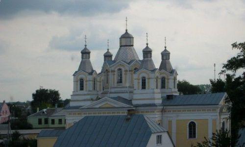 Zdjęcie BIAłORUś / brzeski / Kobryń / Cerkiew św. Aleksandra Newskiego