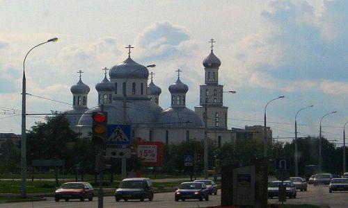 Zdjęcie BIAłORUś / brzeski / Brześć / Cerkiew św. Symeona