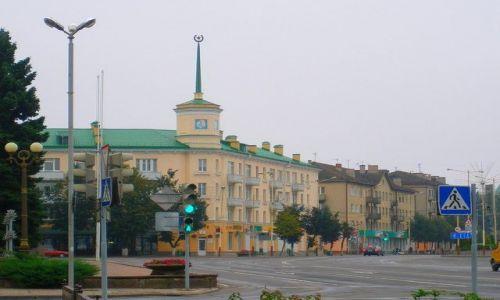 Zdjęcie BIAłORUś / brzeski /  Baranowicze /  główny plac Baranowicz