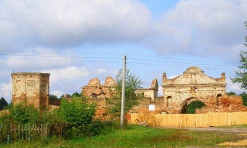Zdjęcie BIAłORUś / brzeski /   Bereza  [ dawniej Kartuska] / ruiny twierdzy - więzienia