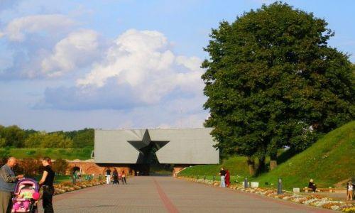 Zdjęcie BIAłORUś / brzeski / Brześć /  droga do Muzeum