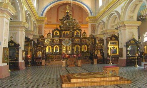 Zdjecie BIAłORUś / grodzieński / Grodno /  w cerkwi Pokrowskiej