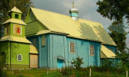 Zdjecie BIAłORUś / grodzieński / na trasie Bohatyrowicze - Grodno /  kolory Białoru