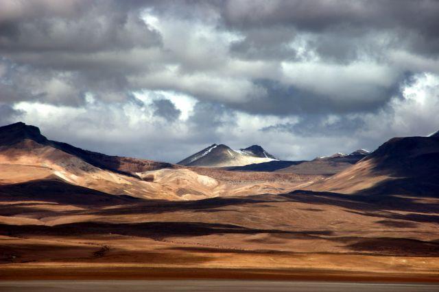 Zdjęcia: Laguna Colorada, Laguna Colorada, Kolory Andów, BOLIWIA