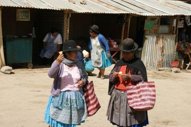 Zdjęcia: Tupiza, Tupiza, Rozmowa, BOLIWIA