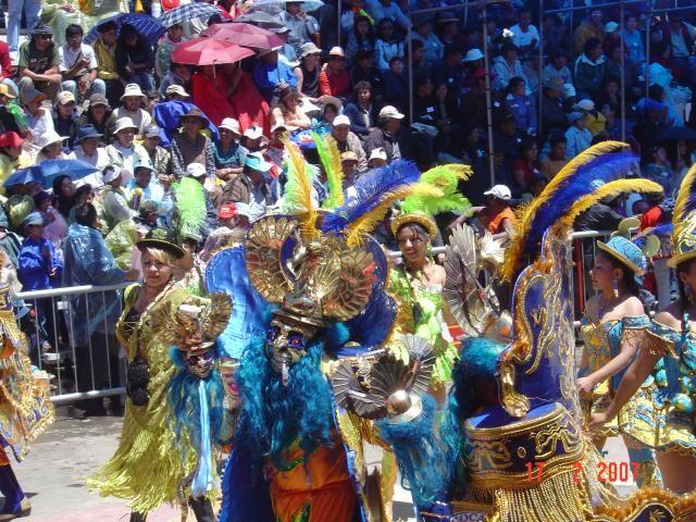 Zdjęcia: Oruro, Altiplano, Karnawał w Oruro, BOLIWIA