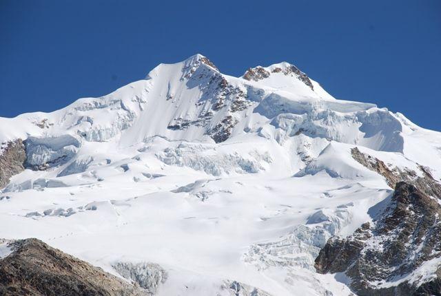 Zdj�cia: Boliwia, Huayna Potosi 6088 mnpm, BOLIWIA