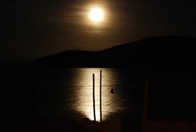 Zdj�cia: Boliwia, Isla del Sol, Ksi�yc w Challapampie, BOLIWIA