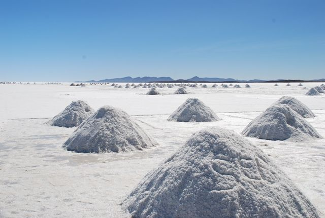 Zdjęcia: Boliwia, Salar Uyuni, Salar Uyuni, BOLIWIA