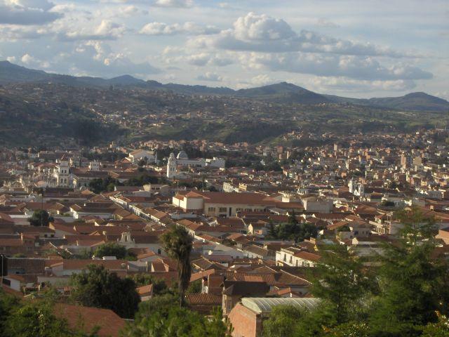Zdj�cia: Sucre , Bia�e miasto, BOLIWIA