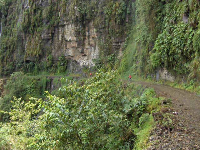 Zdjęcia: Coroico, La Paz, Droga do Coroico, BOLIWIA