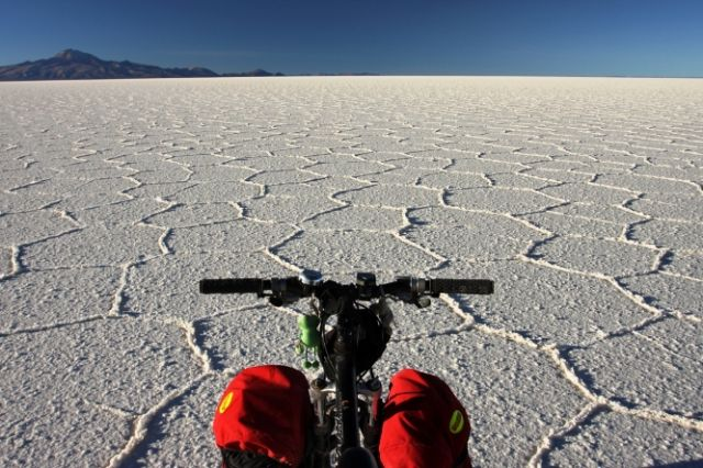 Zdjęcia: Salar de Uyuni, Boliwia, Salar 2, BOLIWIA