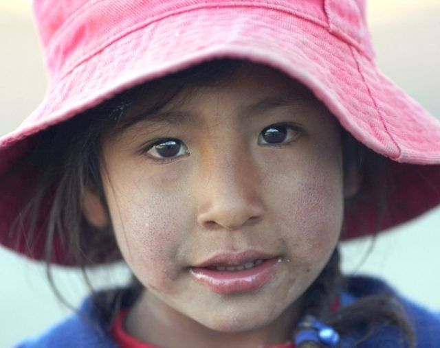 Zdjęcia: Wioska Nogachi, Boliwia, Spotkanie, BOLIWIA