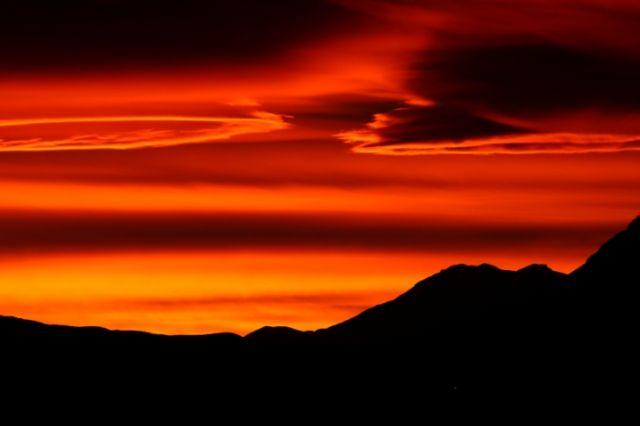 Zdjęcia: Na zachód od Uyuni, Boliwia, Zachód słońca, BOLIWIA