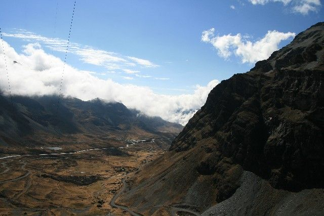 Zdjęcia: death road, BOLIWIA