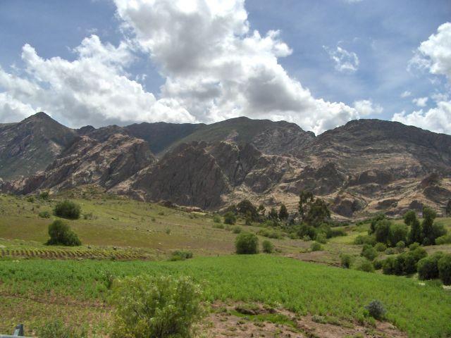 Zdjęcia: Sucre, Krajowbrazy Boliwii, BOLIWIA