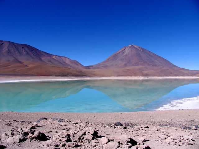 Zdjęcia: Pogranicze południowo-zachodnie, Laguna Verde, BOLIWIA