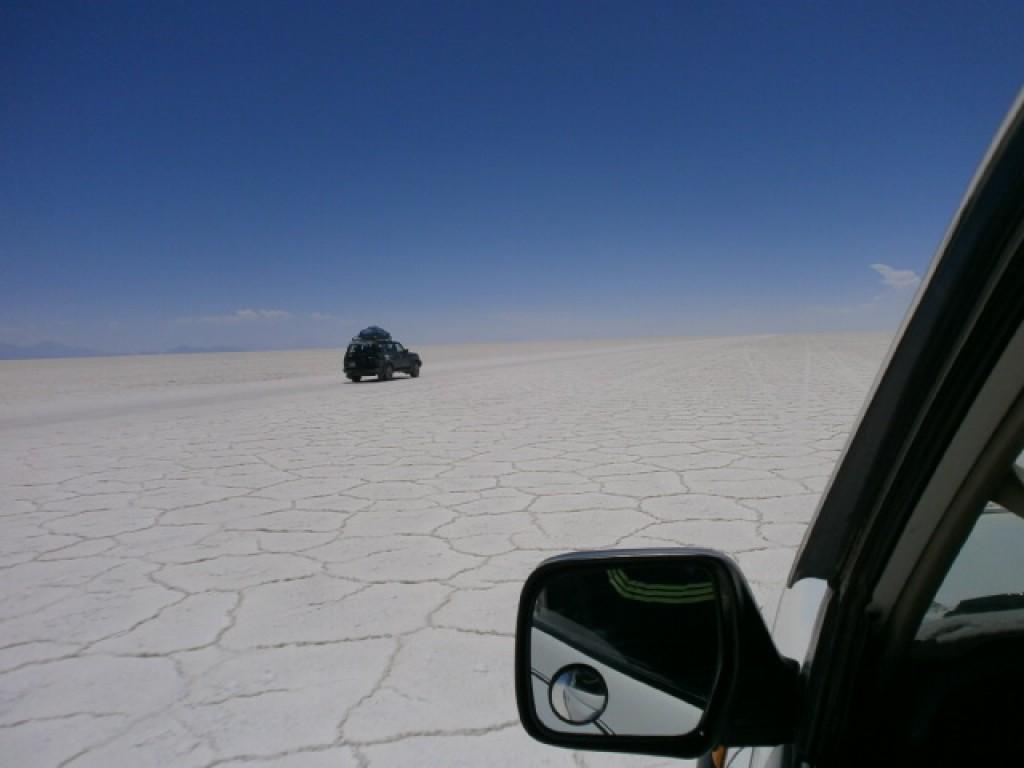 Zdjęcia: Salt Flats, Salar Uyuni, Dzieło soli, BOLIWIA