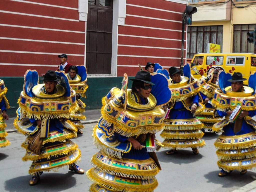 Zdjęcia: oruro, oruro, pre-karnawal 3, BOLIWIA