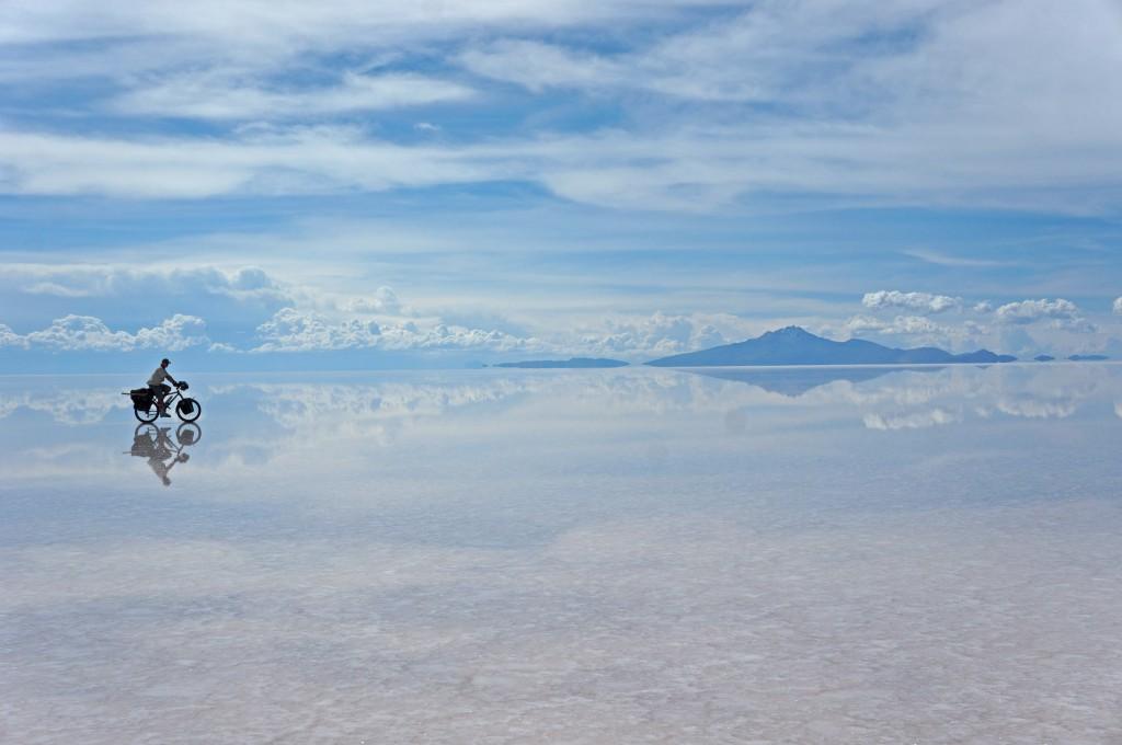 Zdjęcia: Salar, Ujuni, Jestem w niebie, BOLIWIA