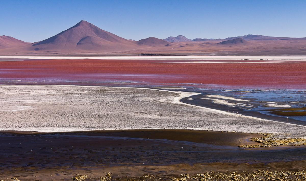 Zdjęcia: Laguna Colorada, Altiplano, Nagroda dla podróżnika, BOLIWIA